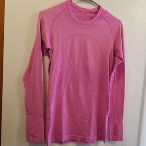 Lululemon Athletica long sleeve athletic top